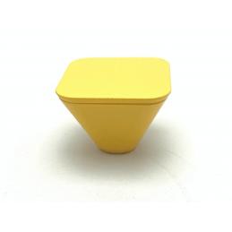 Úchytka knopka VENUS / Žltá