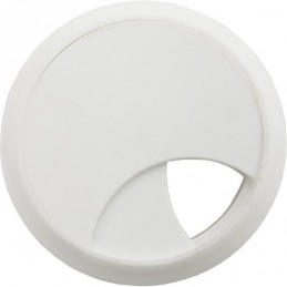 Prechodka na káble PVC - biela