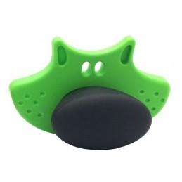 Úchytka HELLO Zelená / čierna