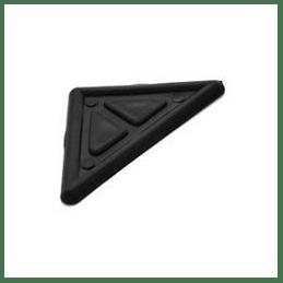 Klzák trojuholník - čierny...