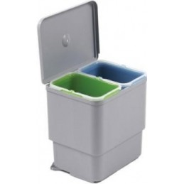Odpadkový kôš Sesamo 2 x 8 l