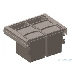 Odpadkový kôš Albio 50