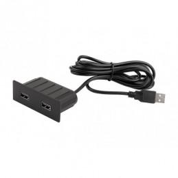 Elektrická zásuvka USB...