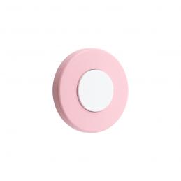 Knopka LANDY / Rúžová